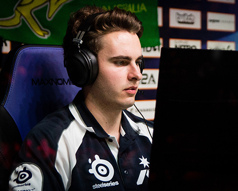 For the love: Daniel 'Mocksey' Slater on NZ's CS:GO scene