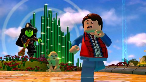 Lego Dimensions review
