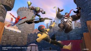 Disney Infinity: Marvel Super Heroes review