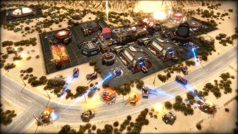 Hands-on with Eugen System's classic-style RTS Act of Aggression