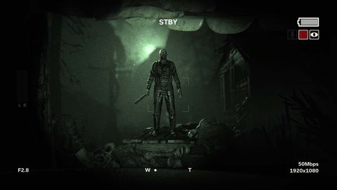 Outlast 2 review