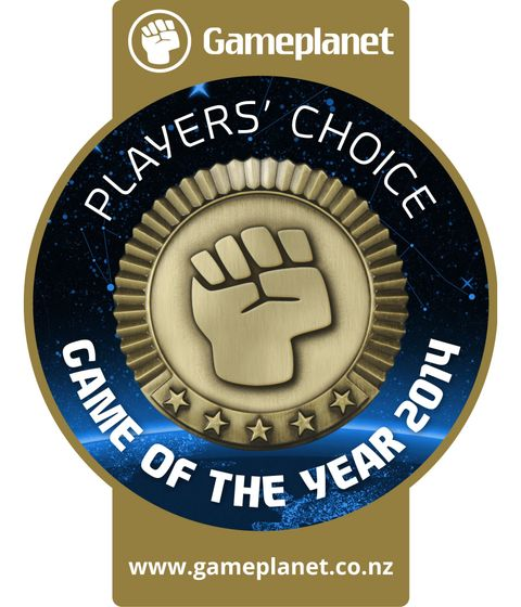 Gameplanet Players' Choice Game of the Year Awards 2014