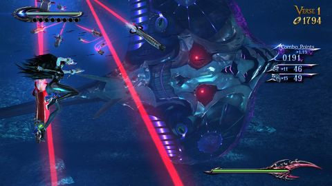 Bayonetta 2 review