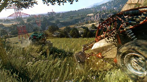 Dying Light: The Following review