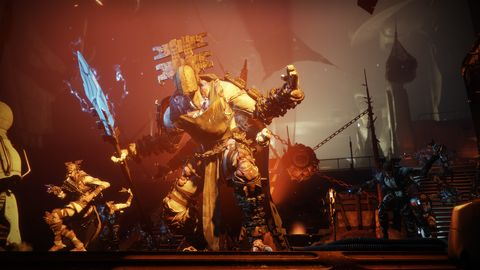 Destiny 2: Forsaken – Review in progress