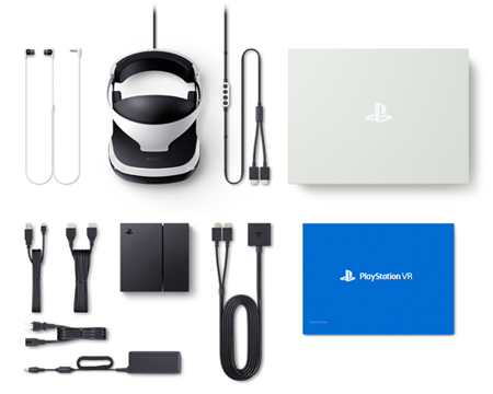 Win a PlayStation VR pack!