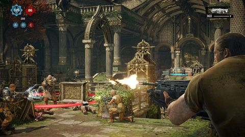 Gears of War 4 hands-on