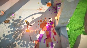 Swordy is a Kiwi-developed local multiplayer brawler that takes physics seriously