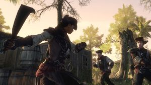 Assassin's Creed III: Liberation HD review