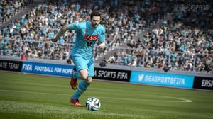 Spin it: How better tech lifts FIFA 15