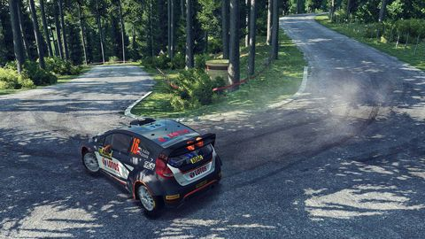 WRC 5: FIA World Rally Championship review