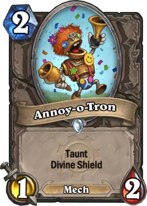 Throwing a spanner into Hearthstone's meta: Goblins vs Gnomes