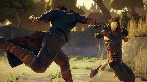 Absolver was this E3's most pleasantly kick-ass surprise