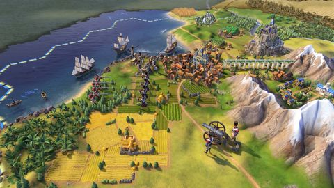 Producer Sarah Darney on Firaxis' vision for Civilization VI