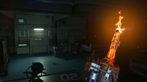 E3: Alien: Isolation hands-on
