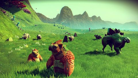 Win No Man's Sky and your very own real-life star!