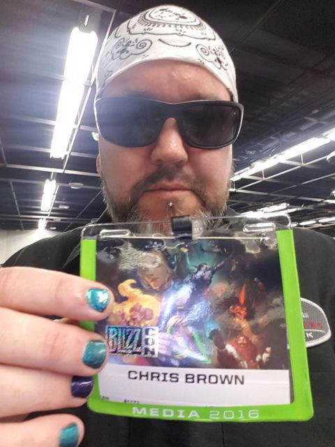 BlizzCon: Being there is everything