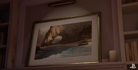 Uncharted 4 story trailer debuts bearing Assassin's Creed art