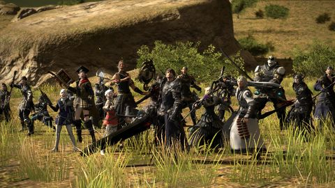 Review in Progress: FFXIV: Shadowbringers review - Gameplanet New