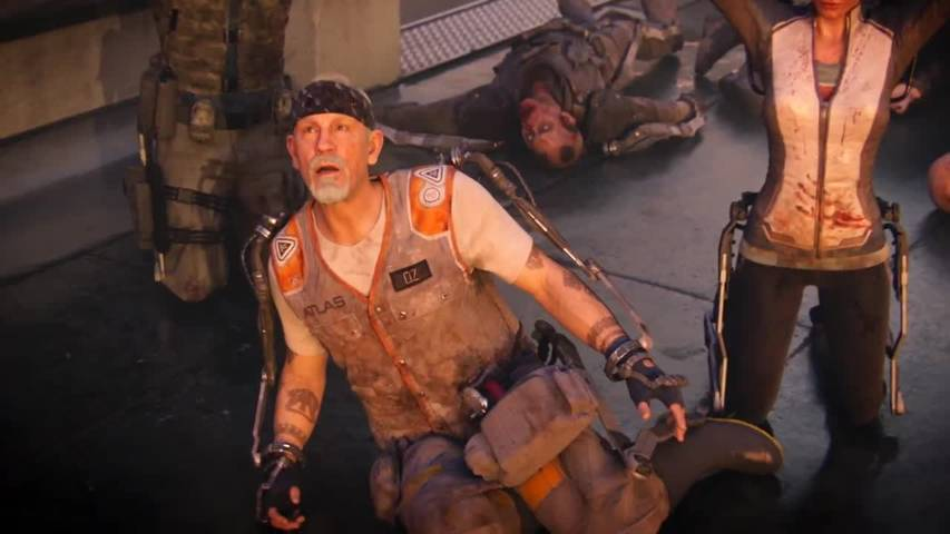 Call Of Duty Advanced Warfare Exo Zombies Carrier Trailer Gameplanet New Zealand