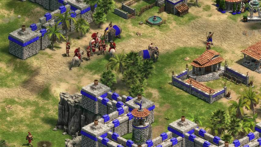 Age of Empires Definitive Edition – E3 2017 announce trailer - Gameplanet  New Zealand