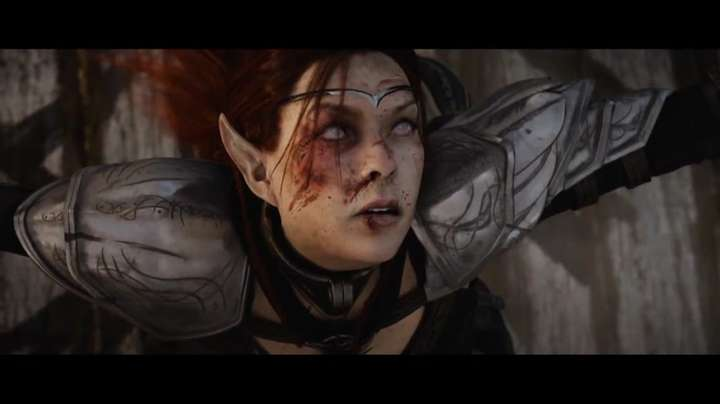 The Elder Scrolls Online Seige Cinematic Trailer